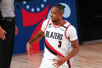 CJ McCollum Pokes Fun At Paul Pierce After Rare LeBron Praise