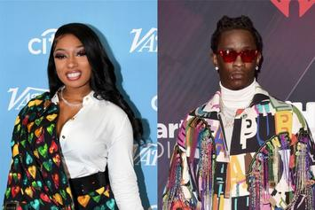 Megan Thee Stallion Refuses To Stop In New Single With Young Thug