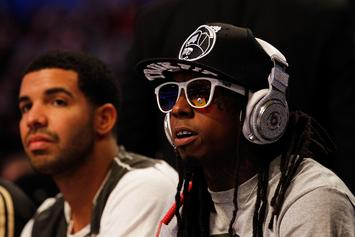 "Lil Wayne Teases Drake's ""Hitta"" Remix In ""Tha Carter V"" BTS Footage"