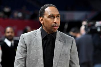 Stephen A. Smith Gets Snarky About Heat's Title Chances