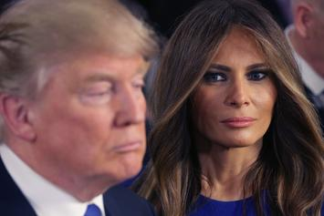 Donald Trump Confirms He & Melania Trump Tested Positive For COVID-19