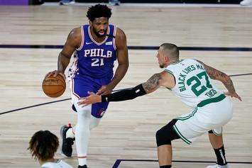 Joel Embiid Welcomes Doc Rivers To Philadelphia