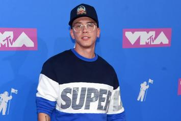 "Logic Tells Def Jam To Pay Lil Keke: ""Don't Be F*ckin Up My Relationships"""