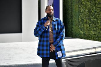 Crips Go Forward In Filing Trademark For Nipsey Hussle's Catchphrase