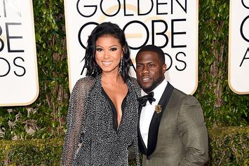 Eniko & Kevin Hart Share First Photo Of Baby Kaori