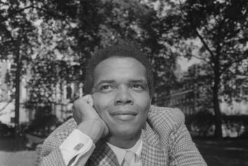 """Scarface's """"Cousin"""" Johnny Nash, """"I Can See Clearly Now"""" Singer, Dies"""