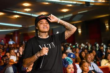 """Young M.A Gives Career Take On """"How It Started"""" Challenge With Karaoke Machine"""