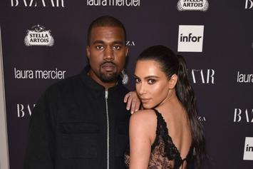 Kanye West & Kim Kardashian Have Date Night In Dominican Republic