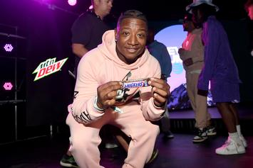 """Yung Joc Clears The Air After Ari Fletcher Tells Him To """"Stay Out Of Rich Folks Business"""""""
