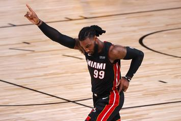 "Jae Crowder Says Lakers' ""Black Mamba"" Jerseys Motivated Heat To Win Game 5"