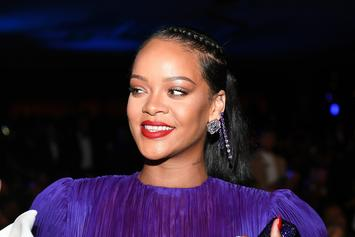 Rihanna Sings Her Heart Out While Celebrating Lakers Win