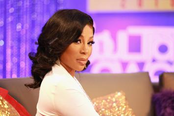 K. Michelle Extorted By Woman Who Says Her Husband Is Cheating