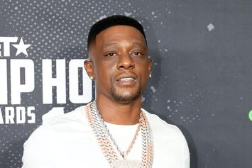 Boosie Badazz Says He Got Called Out For Going Commando At Airport