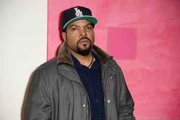 Ice Cube Doubles Down On Working With Republicans