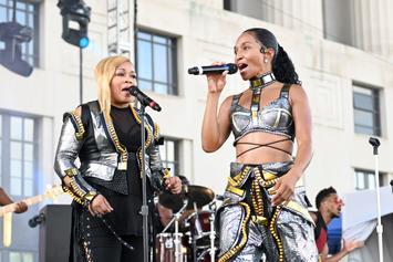 T-Boz Calls Out L.A. Reid & Says He Abandoned TLC After Left Eye's Death