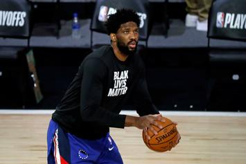 Rockets Are Reportedly Looking To Pursue Joel Embiid Trade