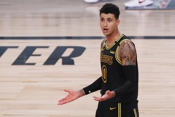 Kyle Kuzma Expresses Shock Over Winning NBA Title