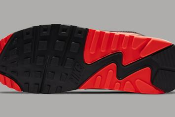 """Nike Air Max 90 """"Infrared"""" Release Date Revealed"""