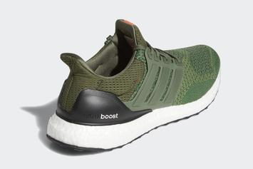 "Adidas UltraBoost 1.0 ""Olive"" Makes A Comeback: Release Details"