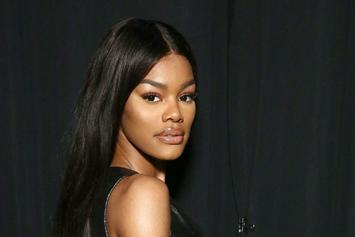 "Teyana Taylor Cries After Elton John Pours On Love: ""You're My Girl"""