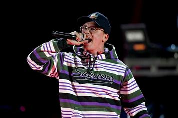 Logic Adds Two New Platinum Plaques To His Collection
