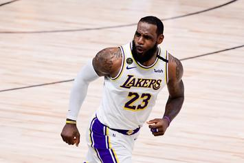 LeBron James Receives Coveted Honor In NBA 2K21