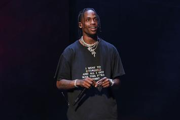 """Travis Scott & Mike Dean Are Cooking Up For """"Utopia"""""""