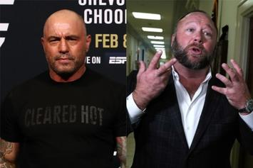Joe Rogan Hosts Alex Jones On His Podcast, Sparking Outrage
