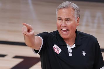 Mike D'Antoni Lands New Gig As Steve Nash's Assistant