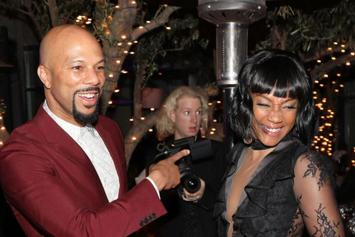 Common & Tiffany Haddish Debunk Break-Up Rumors With Loving Exchange