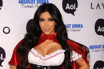 "Kim Kardashian Debuts ""Tiger King""-Themed Halloween Costumes With Kids"