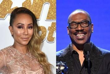 Mel B. Asks To Increase Eddie Murphy's $25K Monthly Child Support: Report
