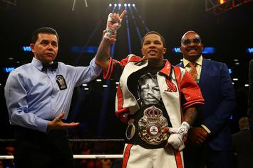 Gervonta Davis Annihilates Leo Santa Cruz With Vicious KO