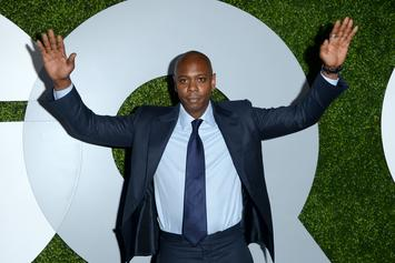 """Dave Chappelle Announced As Host For Post-Election """"SNL"""" Episode"""