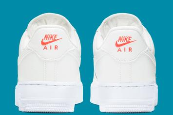 Dolphins-Inspired Nike Air Force 1 Low Coming Soon: Photos