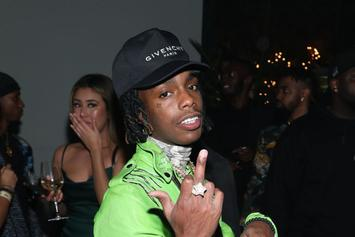 YNW Melly's Mom Reportedly Throws Stripper Party Outside His Jail
