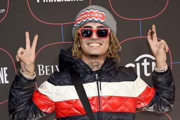 """Lil Pump Body-Slammed By An Elephant At """"Tiger King"""" Star's Zoo"""