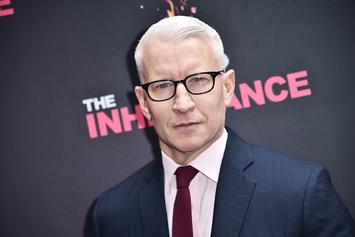 "Anderson Cooper Likens Donald Trump To An ""Obese Turtle"""