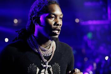 "Offset To Make Movie Debut In ""American Sole"" Alongside Pete Davidson"