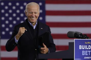 """Joe Biden Addresses The Nation: """"We Are Going To Win This Race"""""""