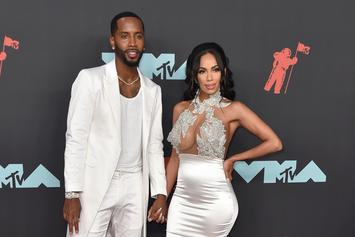 Safaree & Erica Mena Party It Up Following Fake Divorce Announcement
