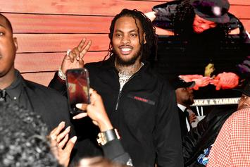 Waka Flocka Returns To IG With Light Flex After T.I. Clash