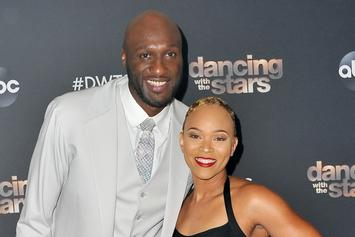 Lamar Odom & Sabrina Parr Appear To Be Back Together