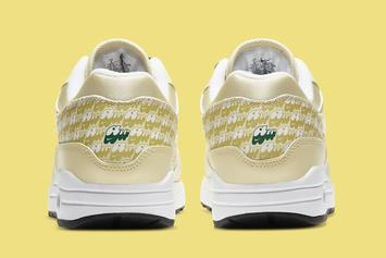 "Nike Air Max 1 ""Lemonade"" Release Date Revealed"