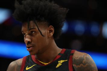 Kevin Porter Jr. Hit With Weapons Charge, Cavs Release Statement