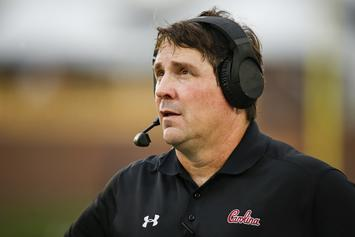South Carolina Fires HC Will Muschamp After 2-5 Start To Season