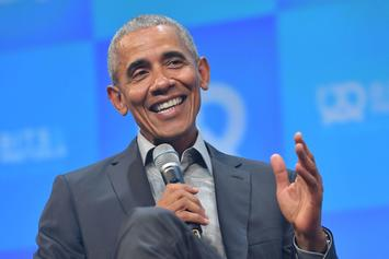 Barack Obama Reps Eminem & Jay-Z On Personal Playlist
