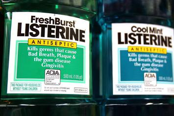 Mouthwash Might Be Able To Kill COVID-19 In Saliva, New Study Suggests