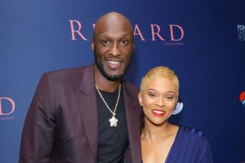 Lamar Odom Praised By Fiancée Sabrina Parr Following Reconciliation