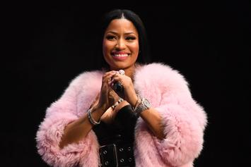 Nicki Minaj Steers 6ix9ine To Another Platinum Plaque